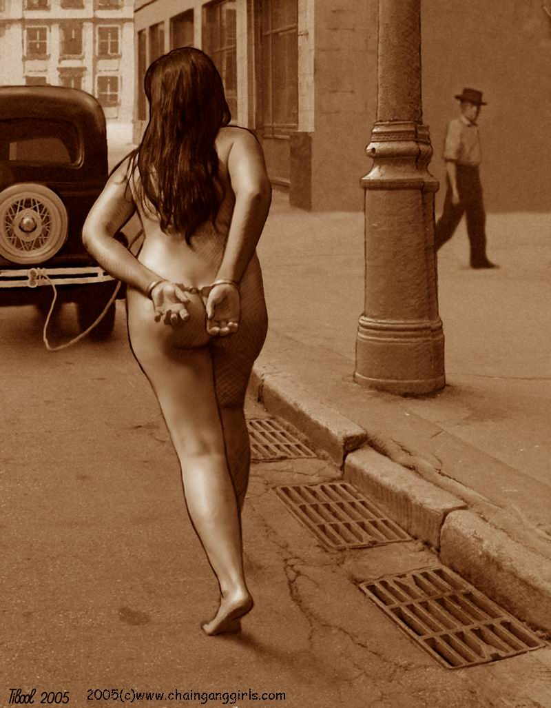 street naked indian girls